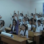 Выборы лидеров школы (2012)