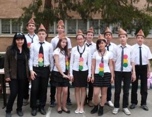 Команда нашей школы
