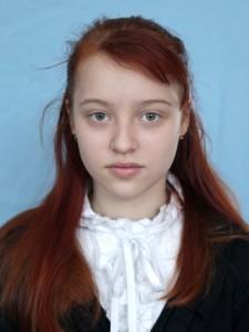 "Романова Полина (староста 6 ""А"" класса, 2012 год)"