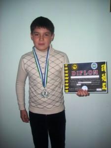 Рузбаев Сардор