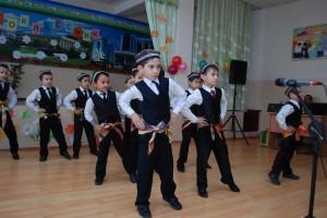 Танец 1Д