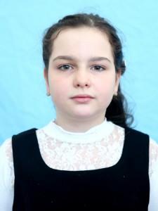 Фомичева Валерия