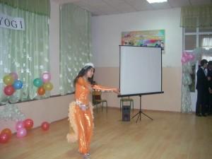 Хабибуллаева Лобар