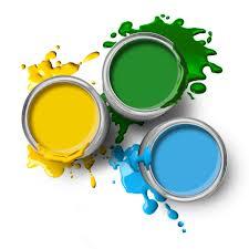 Банки с краской