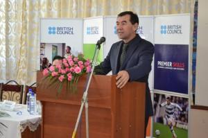 Выступление представителя МНО Насирова А.А.