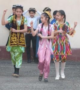 Национальный танец 6Б