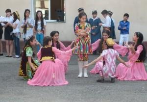 Танец Навруз