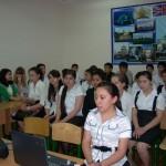 Профессиональная ориентация - встречи с преподавателями (2012)