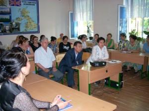 Родительское собрание (21 апреля 2012 года)