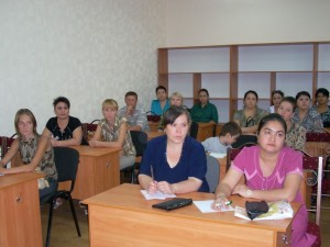Родительское собрание (07 сентября 2012)