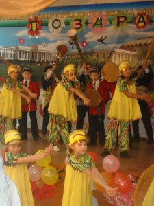 Празднование Навруза (2012)