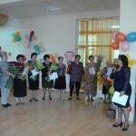В честь учителей начальной школы (2012)